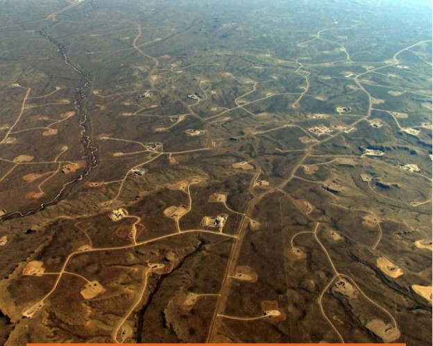 Fracking in Wyoming